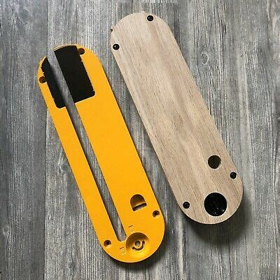 Dewalt Zero Clearance Throat Plate