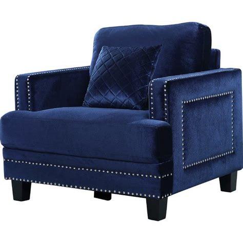 Dia Nailhead Armchair