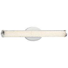 Diamonds LED 1 Light Bath Bar