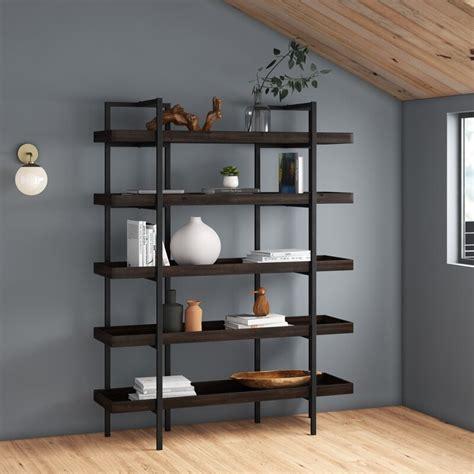 Diaz Etagere Bookcase