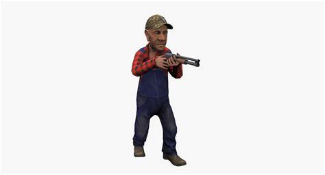Shotgun-Question Did Farmer With A Shotgun Ever Get Revived.