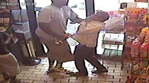 Gun-Store-Question Did Mike Brown Rob Store At Gun Point.