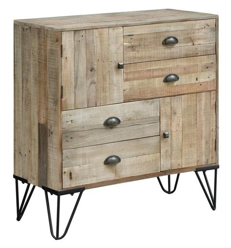 Dierking 4 Drawer Accent Chest