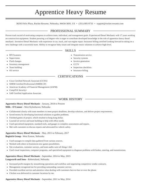 sample auto mechanic resume 6 auto body technician resume example