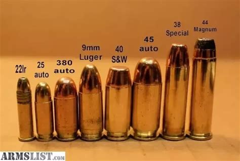Ammunition Difference Between 380 Acp And 380 Auto Ammunition.