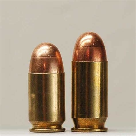 Ammunition Difference Between 45 Acp And 45 Gap Ammunition.