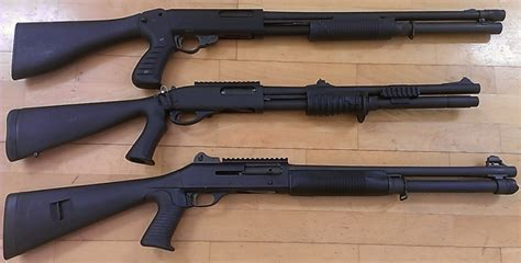 Benelli Difference Between Benelli M1 And M4.