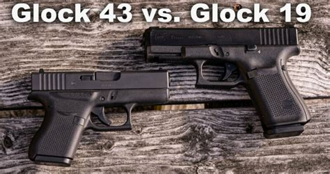 Glock-19 Difference Between First And Second Glock 19.