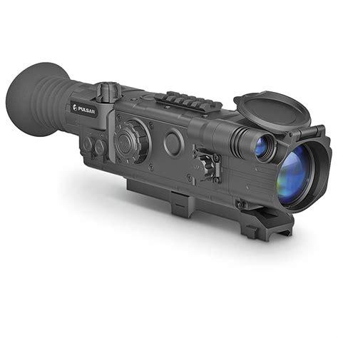 Rifle-Scopes Digital Rangefinder Rifle Scope.