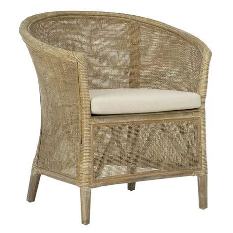 Dillon Rattan Barrel Chair