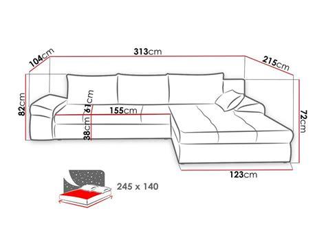 Dimensione Divano A L