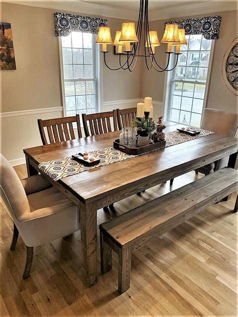 Dining Room Tables Farmhouse Style