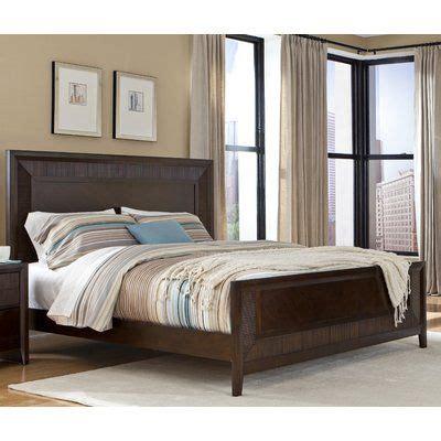 Dion Panel Bed byBloomsbury Market
