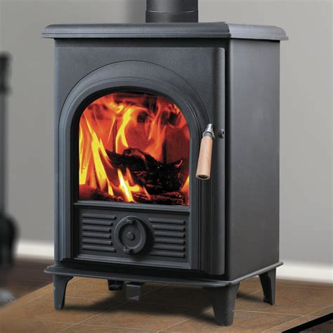 Direct Vent Wood Burning Stove