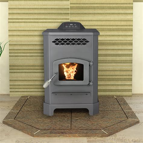 Direct Vent Wood Pellets Stove