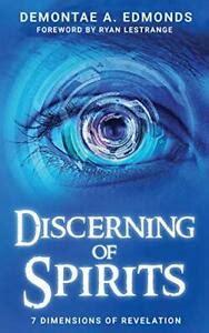 Read Books Discerning of Spirits: Seven Dimensions of Revelation Online