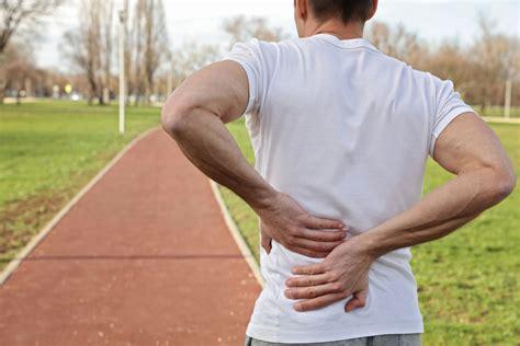discomfort in left side near hip