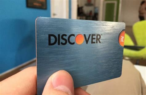 Discover Credit Card App Get A Credit Card Discovery Card Discovery