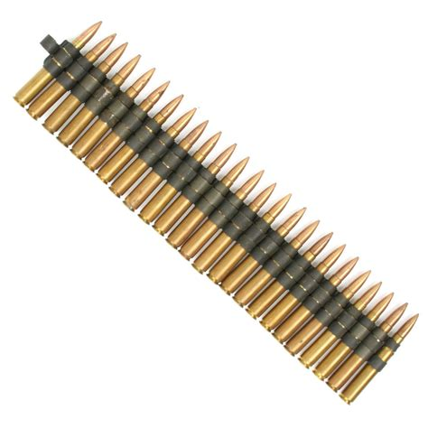 Ammunition Disintegrating Ammunition Belt
