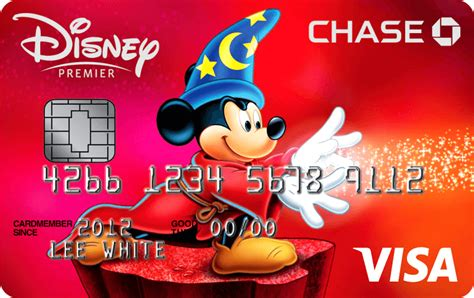 Disney Credit Card For Business Disney Visa Credit Cards Compare Card Features