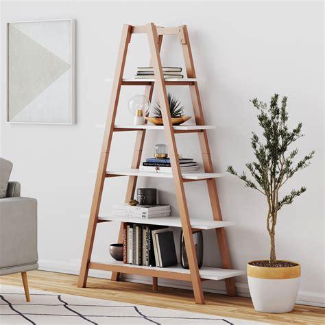 Display Ladder Shelf