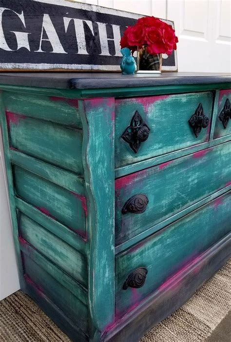 Distressed Chair Diy