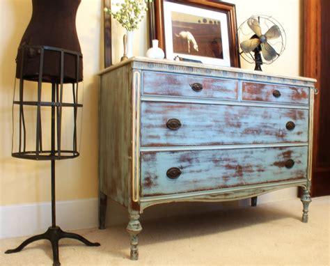 Distressed Furniture Diy
