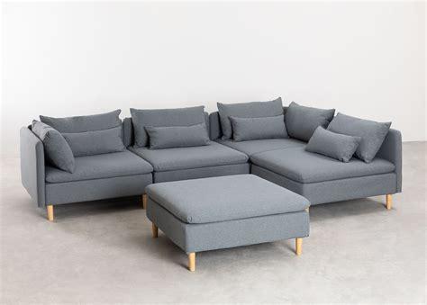 Divano Angolare 4 Posti Ikea
