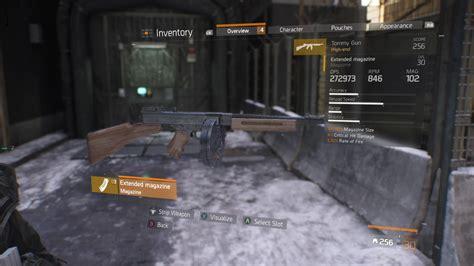 Tommy-Gun Division Tommy Gun.