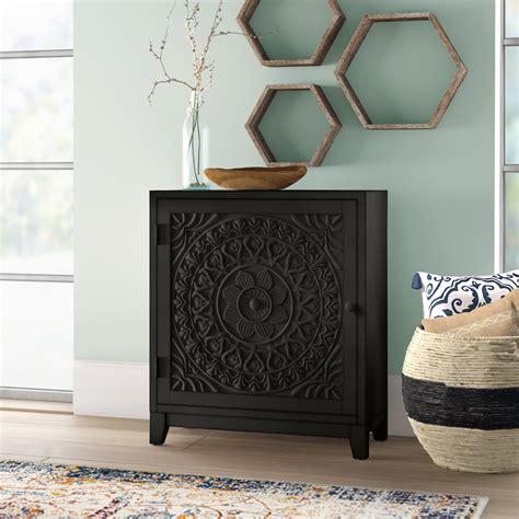 Dix 1 Door Accent Cabinet