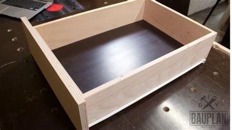 Diy Schublade