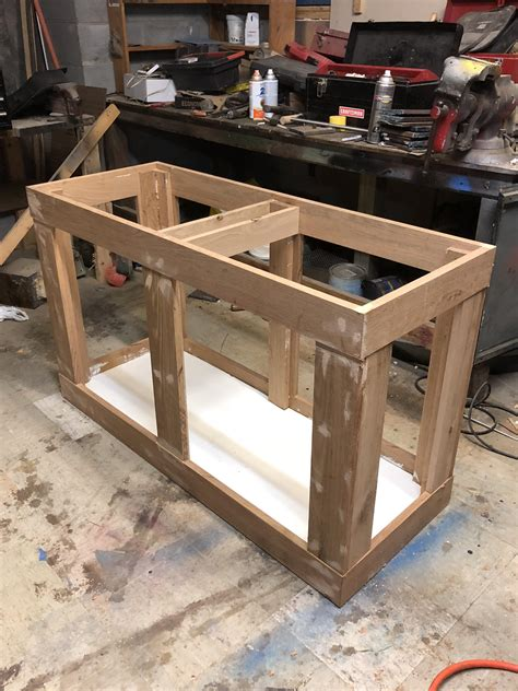Diy 75 Gallon Aquarium Stand