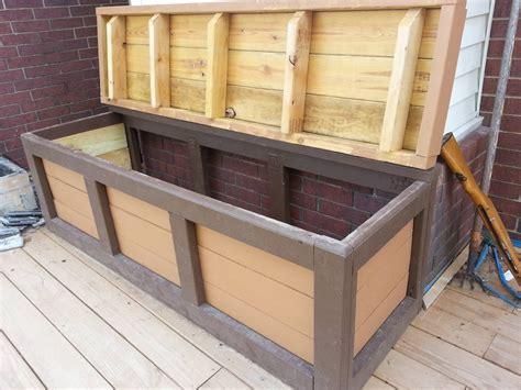 Diy Bench Box