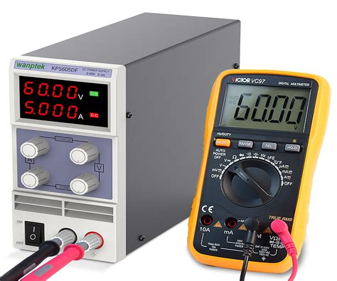 Diy Bench Power Supply With Voltage Regulator
