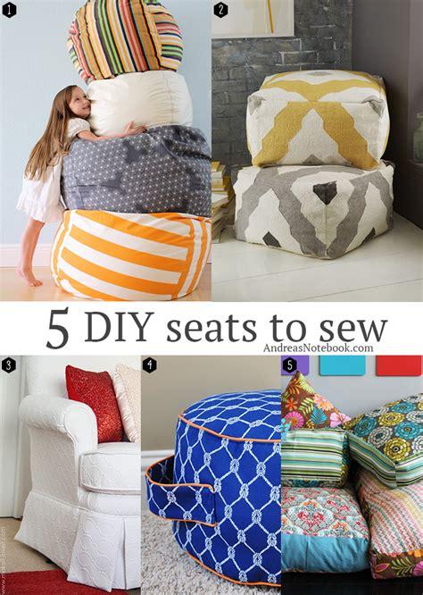 Diy Chair Cushion No Sew