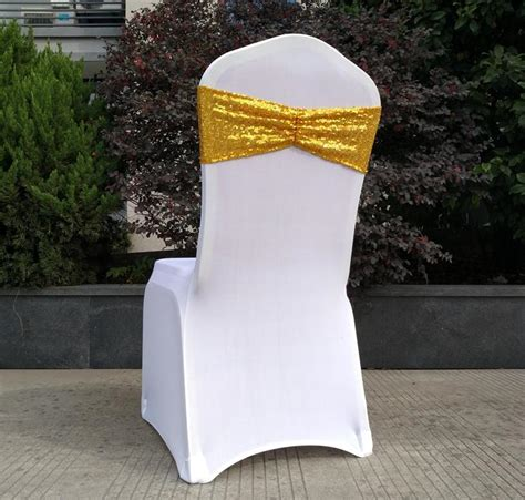 Diy Chair Tie Backs For Wedding