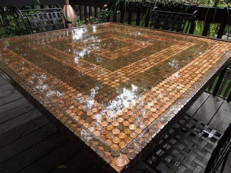 Diy Copper Table Top