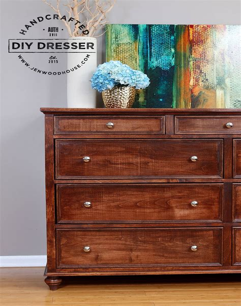 Diy Dresser Design