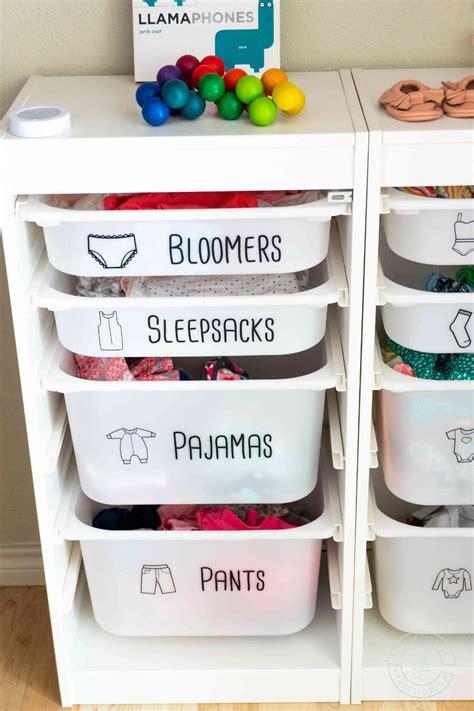 Diy Dresser Labels