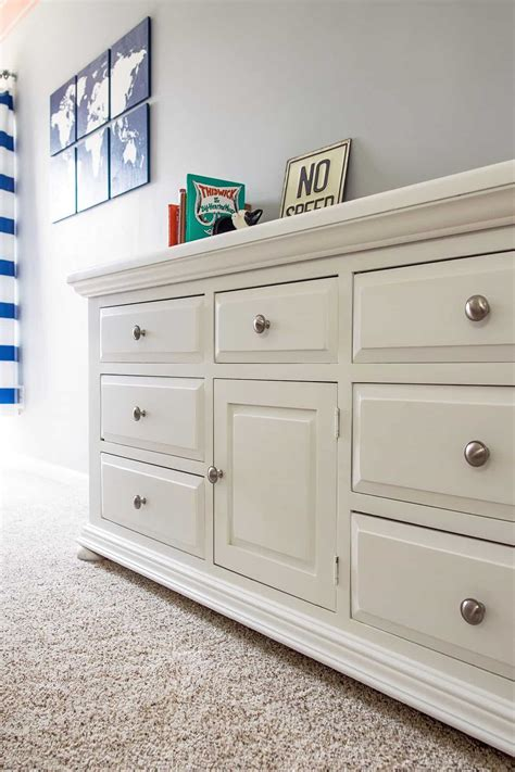 Diy Dresser Makeover Paint
