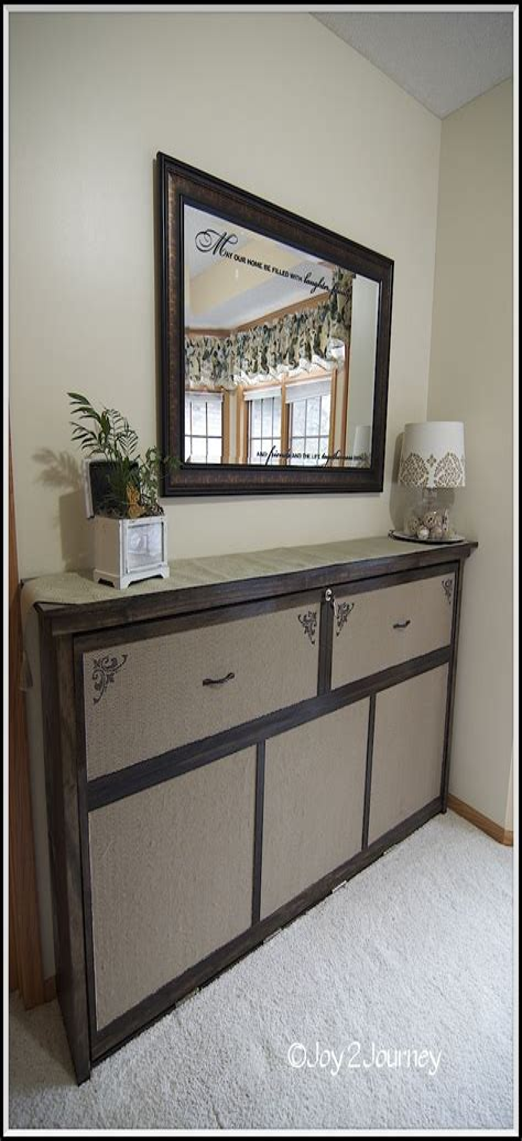 Diy Dresser Murphy Bed