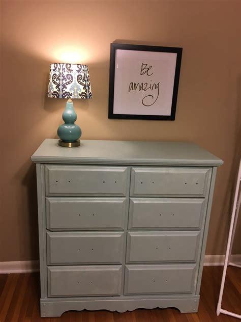 Diy Dresser Painting