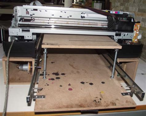 Diy Dtg Printer Plans