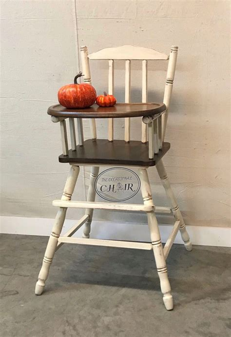 Diy Farmhouse High Chair