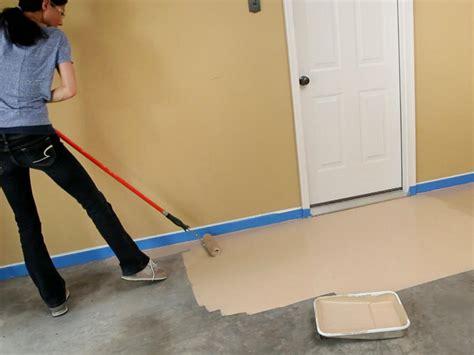 Diy Garage Floor Cleaner
