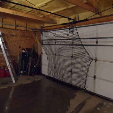 Diy Garage Golf Net