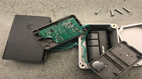 Diy Garage Opener Remote