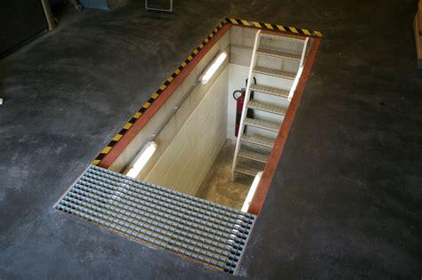 Diy Garage Pit