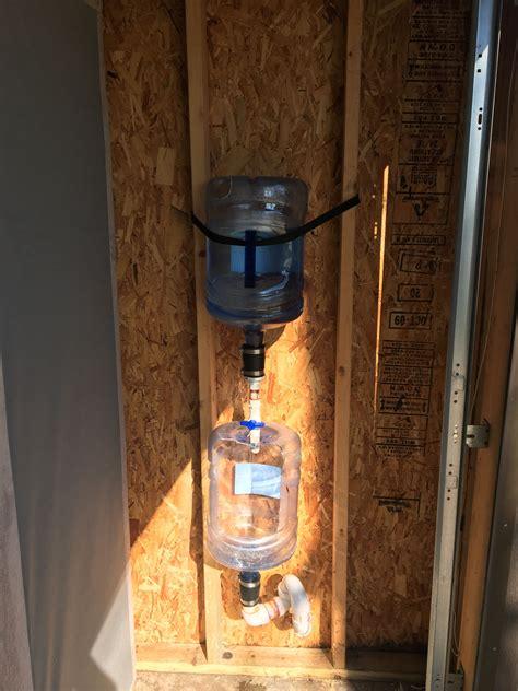 Diy Garage Urinal
