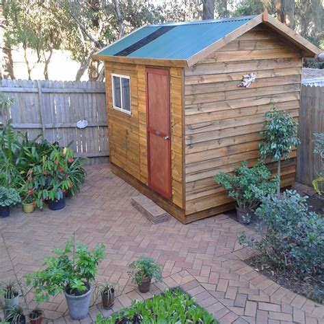 Diy Garden Storage Sheds